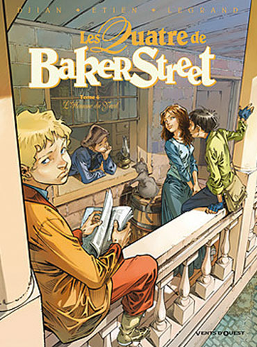 Les quatre de Baker street