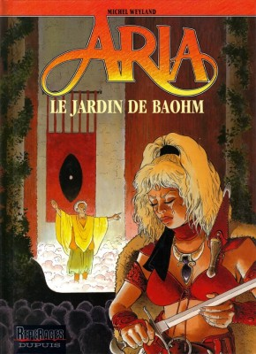 Aria t26 le jardin de baohm house of the comic strip for Bd du jardin botanique 50 1000 bruxelles