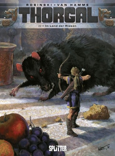 thorgal_22_cover